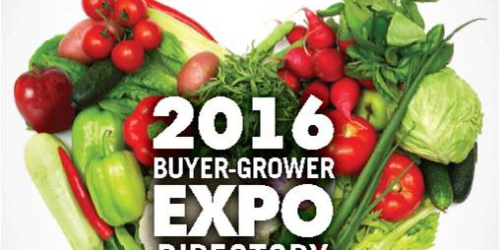 2016 Maryland Buyer-Grower Expo Directory