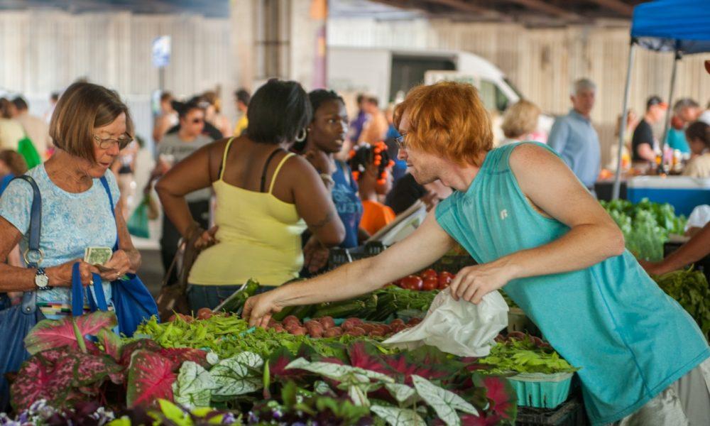 Celebrate Maryland Farmers' Market Week