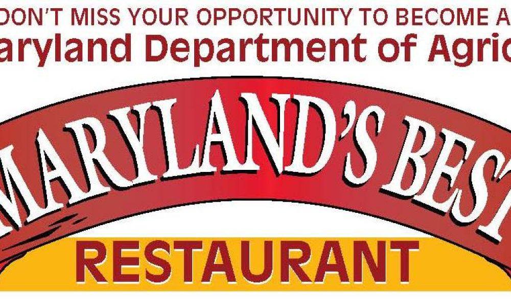 Maryland's Best Restaurant Promotion