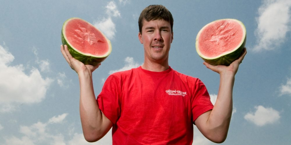 Enjoy Maryland Watermelons!