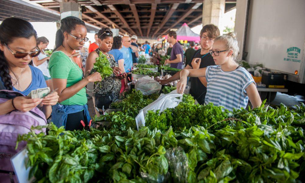 Farmer's Market Nutrition Program